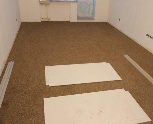 пол в квартире ремонтные работы