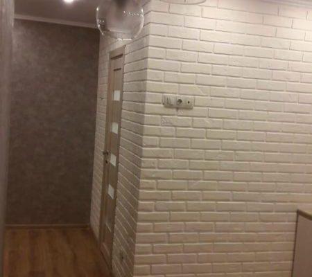 обшивка стен искусственным кирпичом