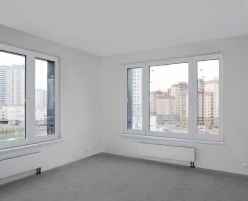 ремонт комнаты в многоэтажке
