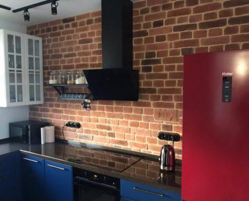 кухонное оборудование под лофт стиль