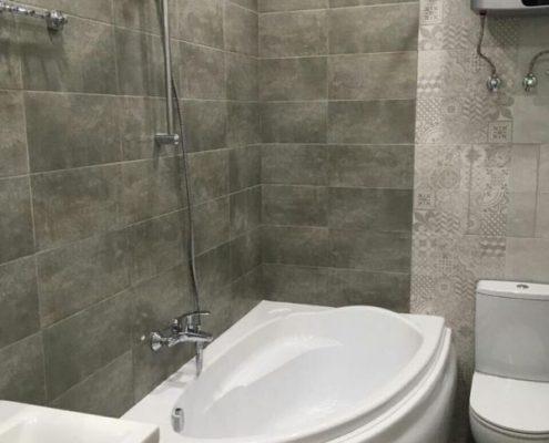 ремонт ванной комнаты в квартире планировка