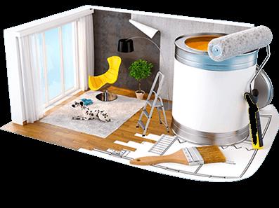 материалы для ремонта квартир