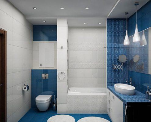 отремонтировать ванную комнату