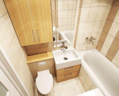 ремонт маленьких туалетов
