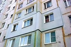 утепление отдельной квартиры наверху