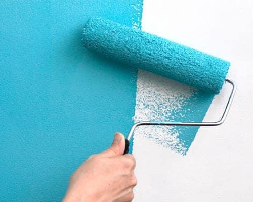 покрасить стены