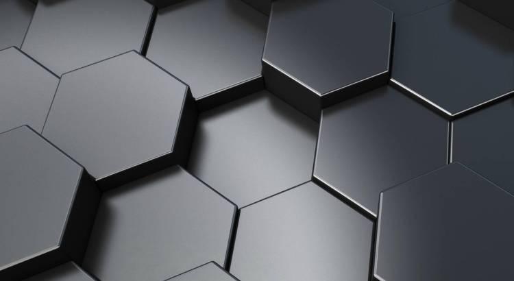 шестиугольные панели