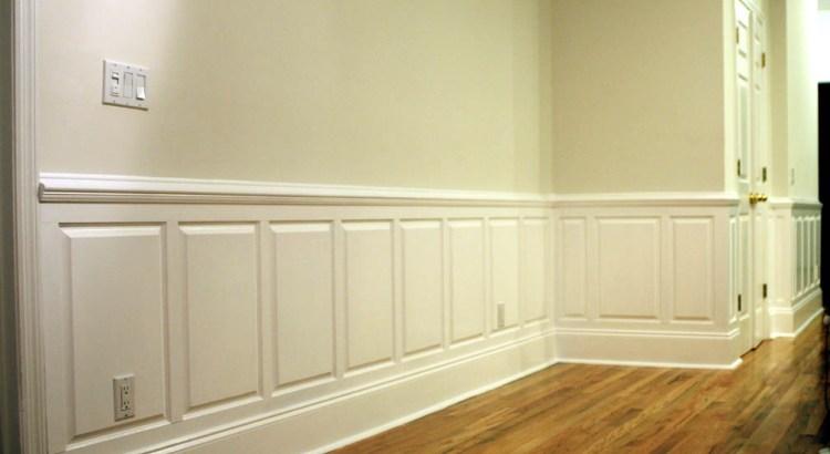 отделочные работы в квартире с помощью панелей