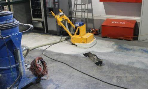 ремонт бетонных полов под ключ