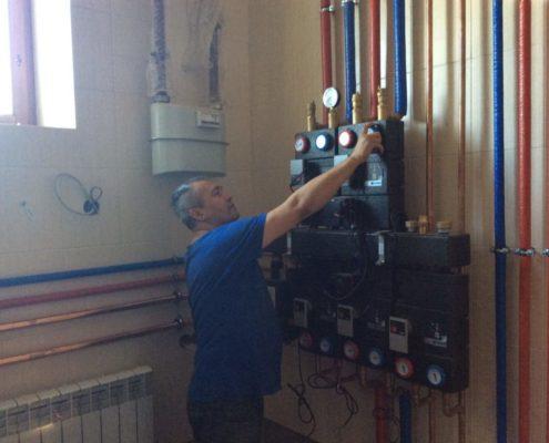 ремонт отопления под ключ