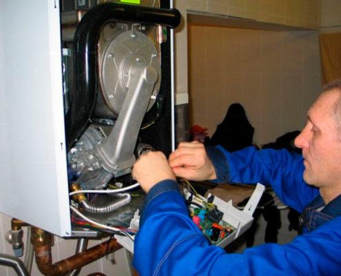 настройки электрики в отоплении