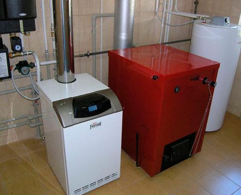 отопительная система ferroll