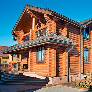 тип частного дома в московской области