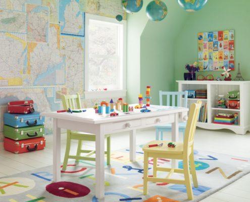ремонт детской комнаты для мальчика